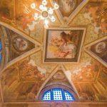 Soffitto Villa Molin Padova
